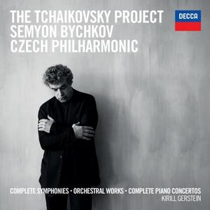 Czech Philharmonic, Kirill Gerstein & Semyon Bychkov - Tchaikovsky: Complete Symphonies and Piano Concertos (2019)
