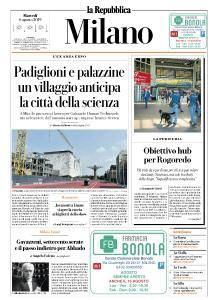 la Repubblica Milano - 6 Agosto 2019