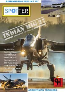 Spotter Magazine - Issue 30 2021