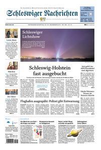 Schleswiger Nachrichten - 22. Dezember 2018