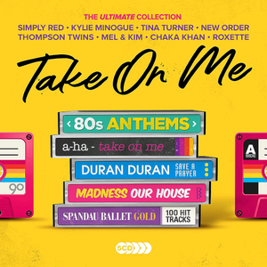 VA - Take On Me 80s Anthems: The Ultimate Collection (5CD, 2019)