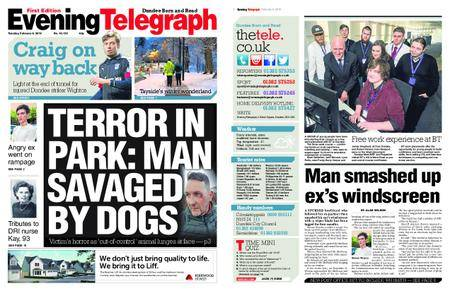 Evening Telegraph First Edition – February 06, 2018