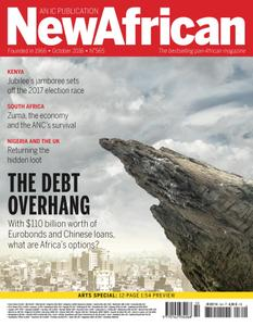 New African - October 2016