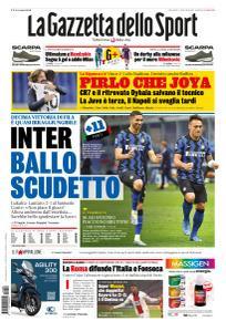 La Gazzetta dello Sport Bergamo - 8 Aprile 2021