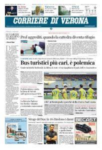 Corriere di Verona - 21 Agosto 2018