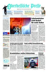 Oberhessische Presse Marburg/Ostkreis - 01. Dezember 2018