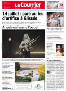 Le Courrier de l'Ouest Cholet – 13 juillet 2019