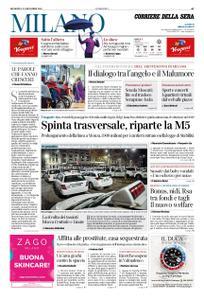 Corriere della Sera Milano – 23 dicembre 2018