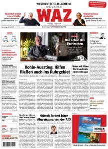 WAZ Westdeutsche Allgemeine Zeitung Buer - 23. Mai 2019