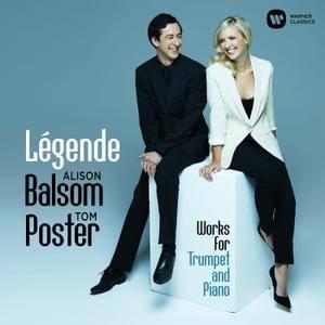 Alison Balsom, Tom Poster - Legende: Works For Trumpet And Piano (2016) [Official Digital Download 24-bit/96 kHz]