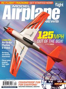Model Airplane News - April 2019