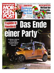 Hamburger Morgenpost – 09. Dezember 2019