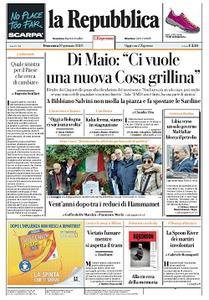 la Repubblica - 19 Gennaio 2020