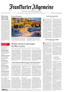 Frankfurter Allgemeine Zeitung - 10 Februar 2021