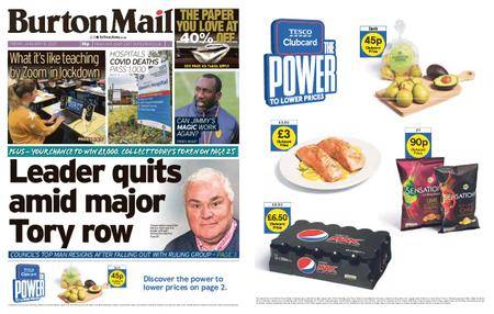 Burton Mail – January 08, 2021