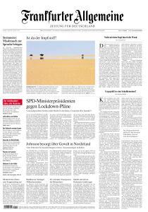 Frankfurter Allgemeine Zeitung - 9 April 2021