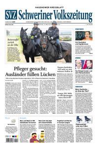 Schweriner Volkszeitung Hagenower Kreisblatt - 03. Mai 2019