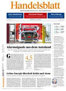 Handelsblatt - 15. Juli 2019
