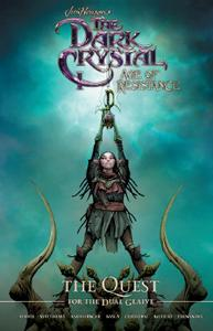 BOOM Studios-Jim Henson s The Dark Crystal Age Of Resistance The Quest For The Dual Glaive 2021 Hybrid Comic eBook