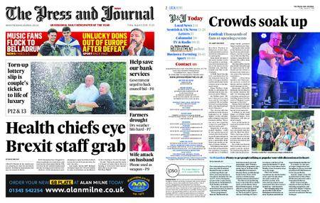 The Press and Journal Moray – August 03, 2018
