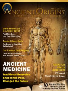 Ancient Origins Magazine – July 2019
