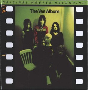 Yes - The Yes Album (1971) [2010, MFSL 24kt Gold UDCD 779] Re-up