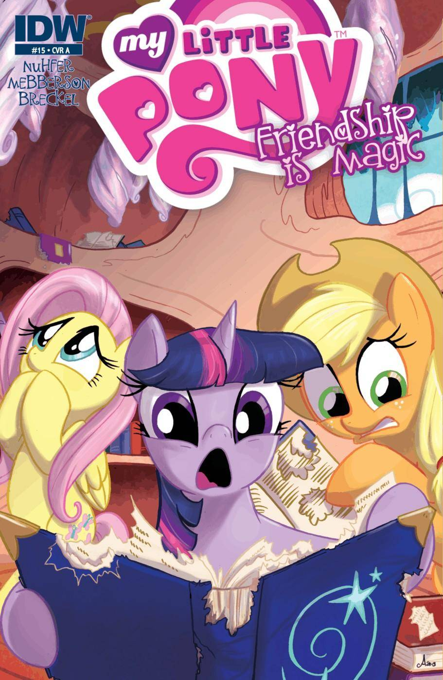 My Little Pony - Friendship is Magic 015 2014 2 covers digital