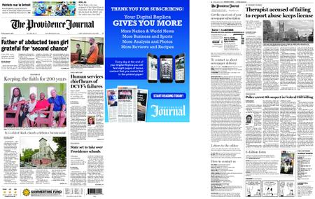 The Providence Journal – August 09, 2019
