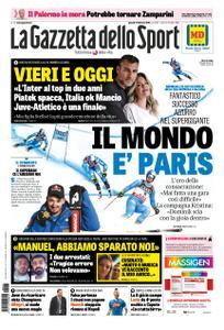 La Gazzetta dello Sport Sicilia – 07 febbraio 2019
