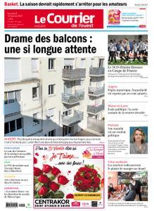 Le Courrier de l'Ouest Angers – 12 février 2021