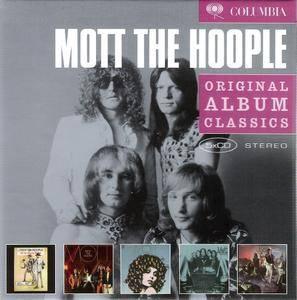 Mott The Hoople - Original Album Classics (2009) 5 CD Box Set [Re-Up]