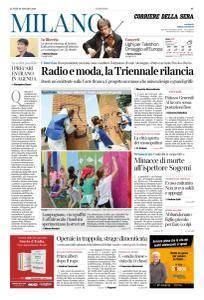 Corriere della Sera Milano - 28 Maggio 2018