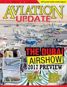 Aviation Update - November 2017