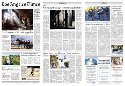 Los Angeles Times – June 07, 2021