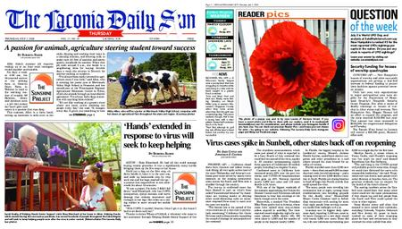 The Laconia Daily Sun – July 02, 2020