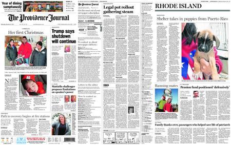 The Providence Journal – December 26, 2018