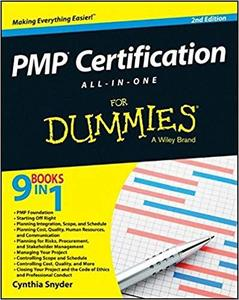 PMP Certification All-in-One For Dummies [Repost]