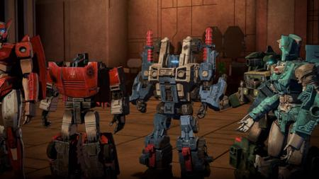 Transformers: War for Cybertron S01E02