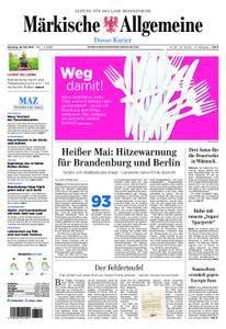 Märkische Allgemeine Dosse Kurier - 29. Mai 2018
