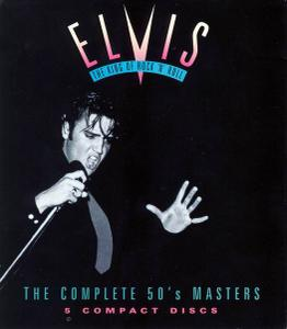 Elvis Presley - The King of Rock 'n' Roll: The Complete 50's Masters [5CD Box Set] (1992)