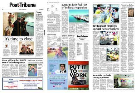 Post-Tribune – November 06, 2017