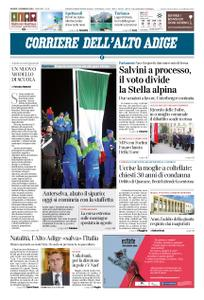 Corriere dell'Alto Adige – 13 febbraio 2020