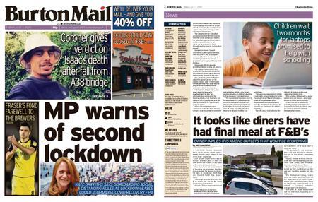 Burton Mail – July 03, 2020
