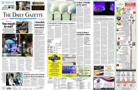 The Daily Gazette – October 13, 2019