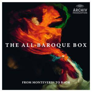 VA - The All-Baroque Box From Monteverdi To Bach: Limited Edition Box Set 50CDs (2012)