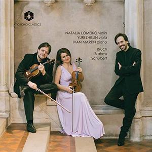 Natalia Lomeiko - Bruch, Brahms & Schubert: Chamber Works (2019)