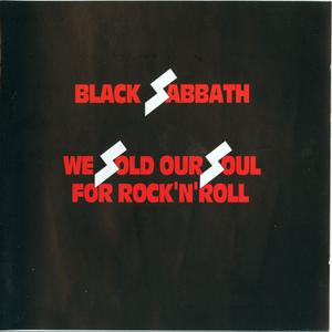 Black Sabbath - We Sold Our Soul For Rock 'n' Roll (1975) [2CD, Remastered]