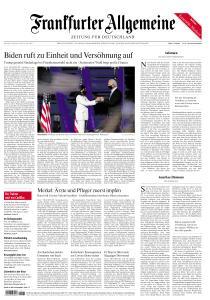 Frankfurter Allgemeine Zeitung - 9 November 2020