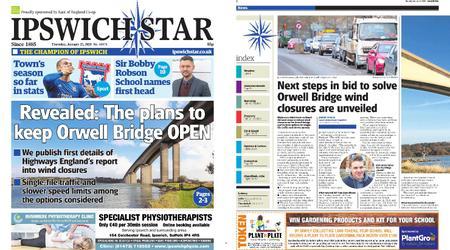 Ipswich Star – January 23, 2020