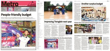 The Star Malaysia - Metro South & East – 13 November 2018